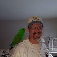 Client Interaction 6-Jon with bird